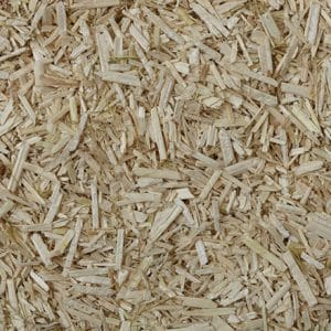 Hemp is a new bedding material but is ideal for horses