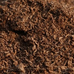 Peat moss is the most absorbent horse bedding you can get