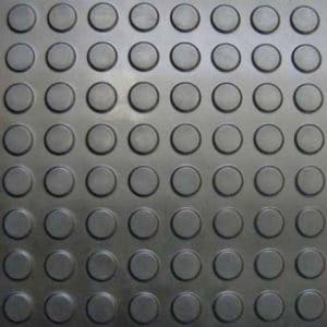 Many people use rubber matting underneath their horse's bedding