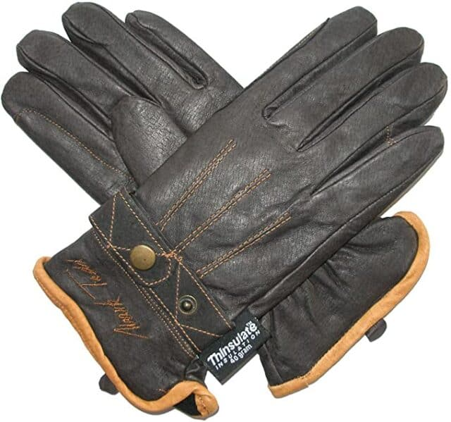 Mark Todd winter with Thinsulate™ horse riding gloves