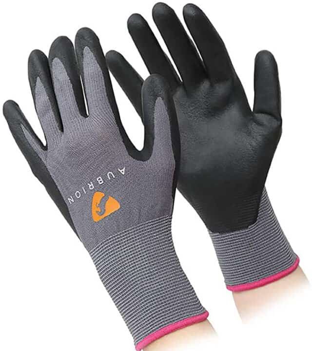 Shires Aubrion All Purpose Yard Gloves Horse Riding Gloves