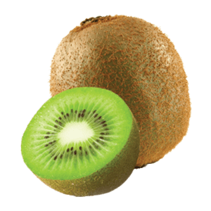 Horses can eat all of the kiwi, including the peel