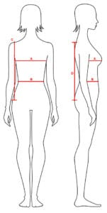 How to measure yourself for a horse riding body protector