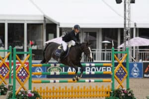 Show jumping is the most popular horse jumping discipline