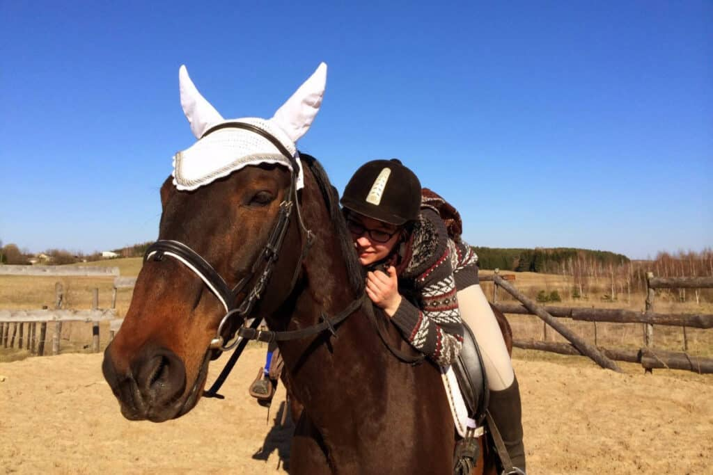 Why horse riding is so beneficial to your mental health